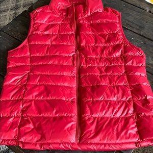 ⭐️2/$35 women's thermal insulation vest ❤️